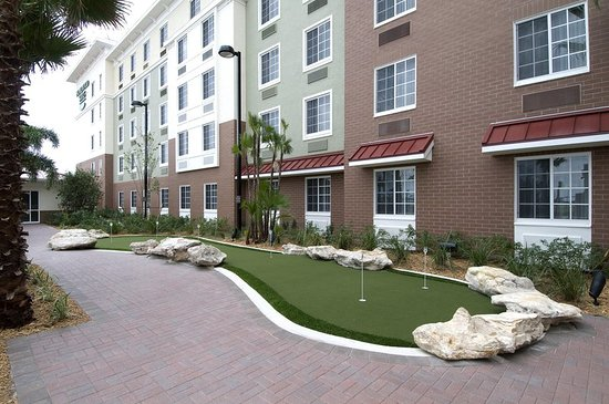 Порт-Сент-Люси, Флорида: Putting Green