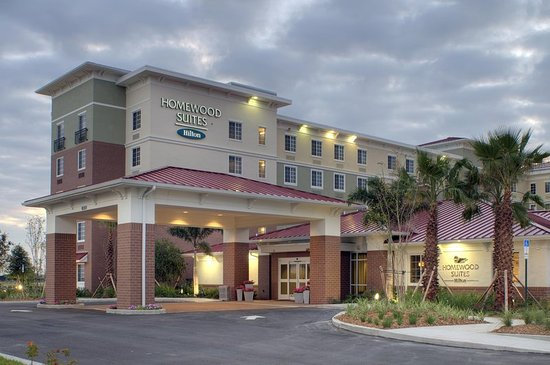 Порт-Сент-Люси, Флорида: Homewood Suites by Hilton Port St. Lucie-Tradition, FL