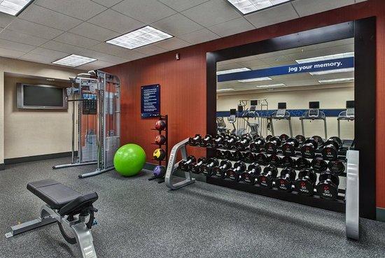 West Des Moines, IA: Fitness Center