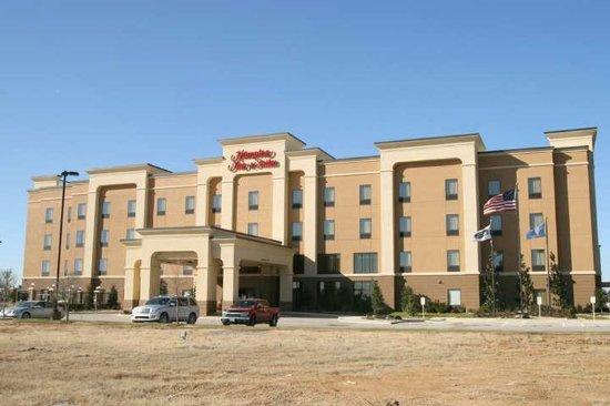 Hampton Inn and Suites - Durant: Exterior