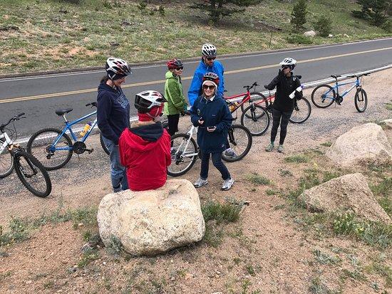 Trail Ridge East Estes Park Cycling Tour