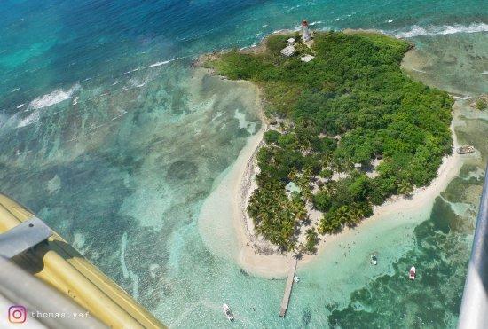 Le Gosier, Guadeloupe: Ilet du Gosier