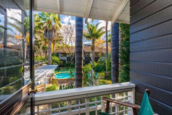 Takapuna, Nueva Zelanda: View from balcony