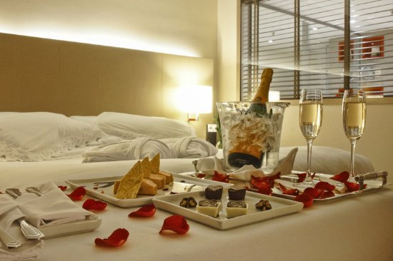 InterContinental Sao Paulo: Honeymoon Suite