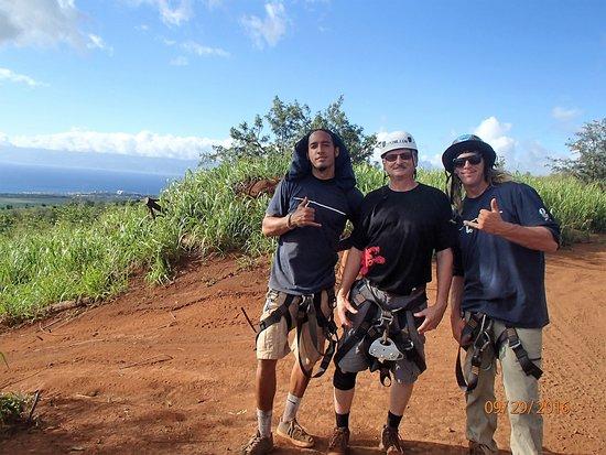 Ka'anapali, HI: Kaleo, Lee (Fireball) & Jordan