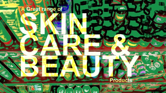 Warkworth, Nowa Zelandia: Beauty and Skin care range . . .