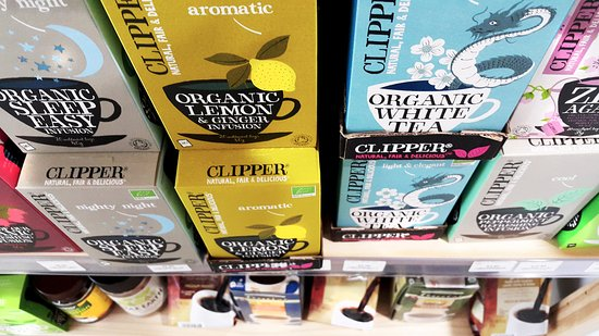 Warkworth, Nowa Zelandia: Big range of tea/Herbal tea/coffee/ coffee alternatives, spices & more