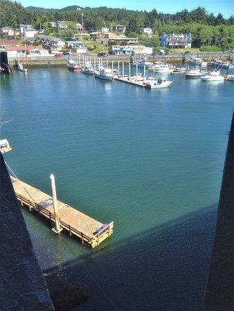 Depoe Bay, OR: Depot Bay, world's smallest harbor