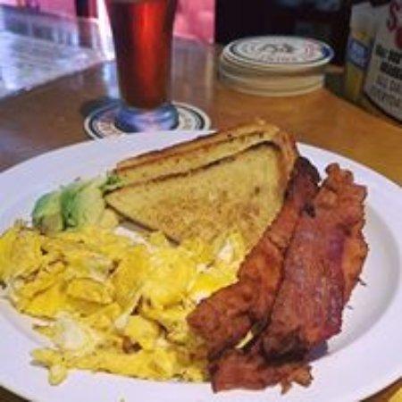 Hermosa Beach, CA: Basic Breakfast, starting at $5