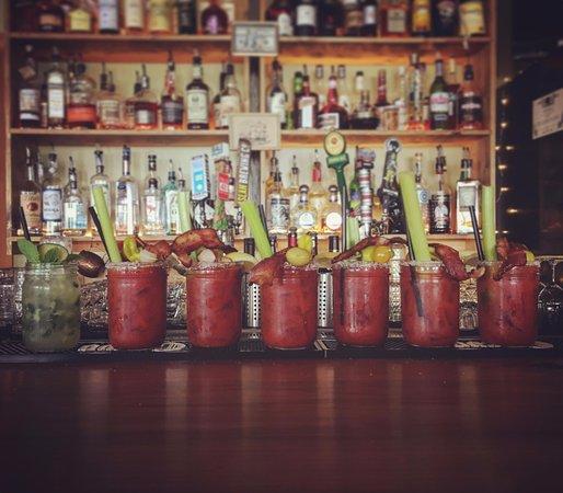 Lopez Island, WA: Great drinks