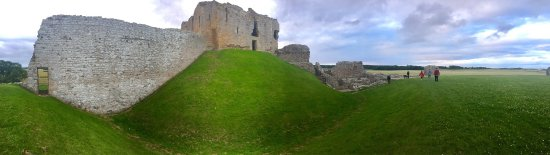 Elgin, UK: Duffus Castle