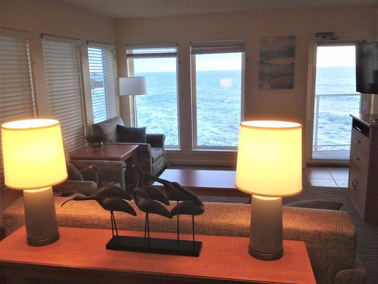 Depoe Bay, OR: View of the Pacific Ocean at WorldMark