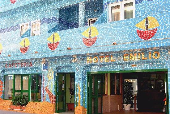 Hotel Emilio Punta Umbria