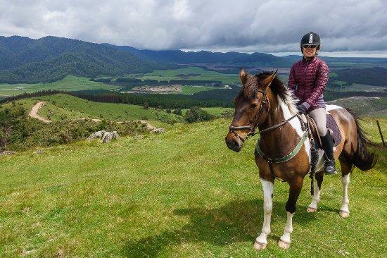 Poronui : Equestrian Programme