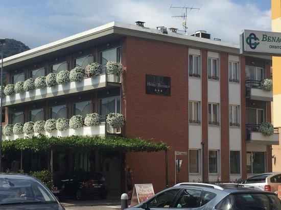 best boutique hotels verona reception picture of hotel benaco garda tripadvisor