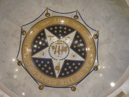 State Capitol: The Great Seal