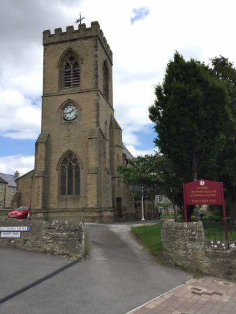 St Matthew's Church Leyburn