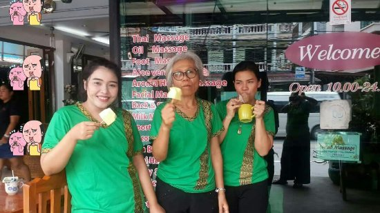 Sai Nam Yen Market
