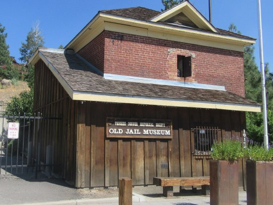 ‪Old Truckee Jail Museum‬