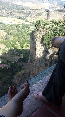 Parador de Ronda: Our view