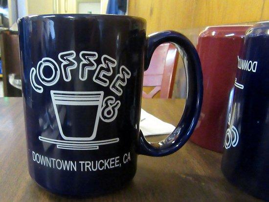 Coffee, Coffee & Restaurant, Truckee, Ca