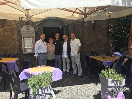 Tuscania, Ιταλία: Festa della lavanda con ospiti speciali: Osvaldo Bevilacqua!