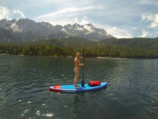 SUP Skills Tirol