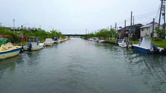 Shinminato Kankosen Boat Tours