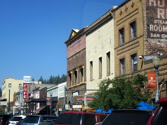 ‪Historic Downtown Truckee‬