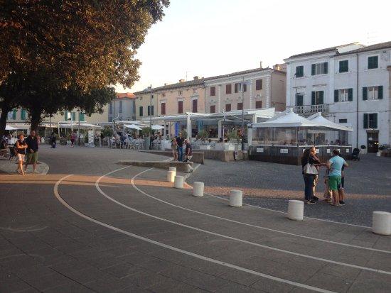 Marche, Itália: Luogo delizioso