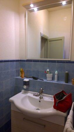 Residence La Mattanza: Bagno