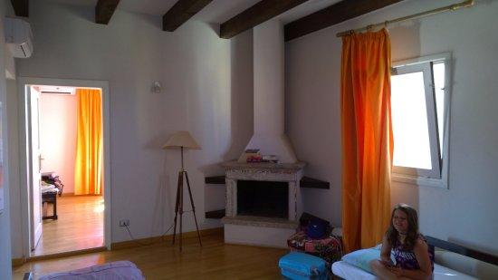 Residence La Mattanza: Soggiorno
