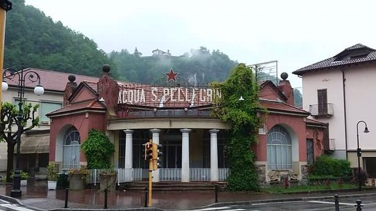 San Pellegrino Terme, Italia: QC Terme San Pellegrino - S. Pellegrino Terme.