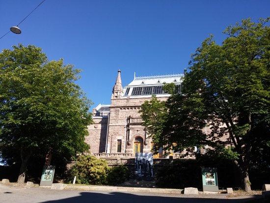 Turun taidemuseo: Turku Art Museum Summer 2017 style :)