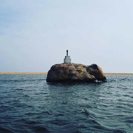 elephant rock island picture of poovar backwater cruise
