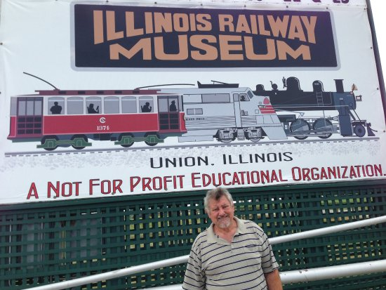 Union, IL: Illinois Railway Museum