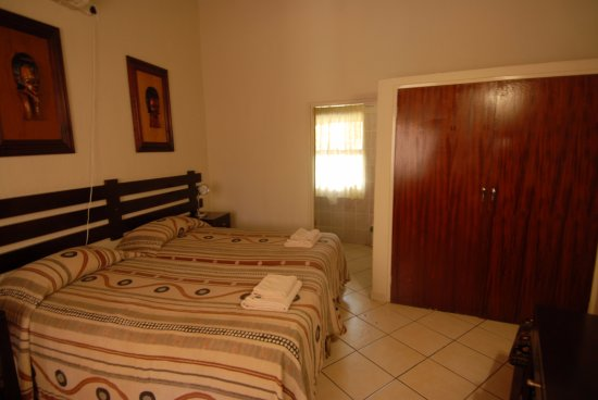 Satara Rest Camp: Bedroom