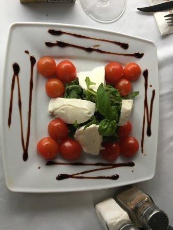 Furstenwalde, Alemania: Tomate Mozzarella