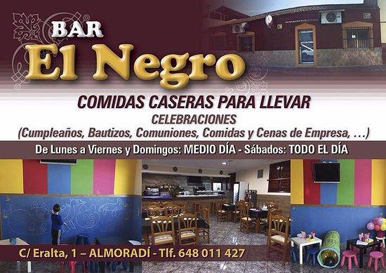 Almoradi, Espanha: El Negro