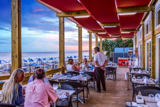 Palm Beach Restaurant Armacao De Pera Restaurant Reviews