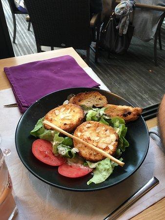 la Bacotte : Petit repas fort sympathique très bon! Pas revenue depuis les derniers propriétaires ou j avais