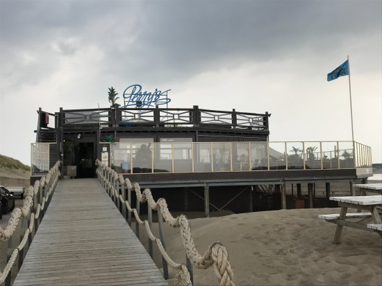 Scharendijke, The Netherlands: Beach Club