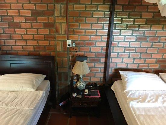 Mai Spa & Resort: Снимаем семейное бунгало,рассчитанный на 4человек.Бунгало расчитанно на непретезательных туристо
