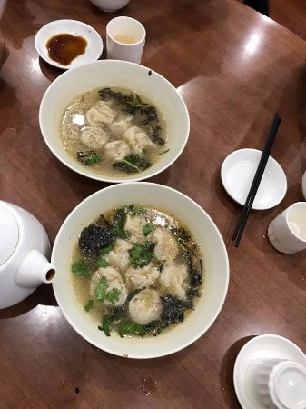 Mount Eden, Νέα Ζηλανδία: only managed to eat half of the soup dumplings