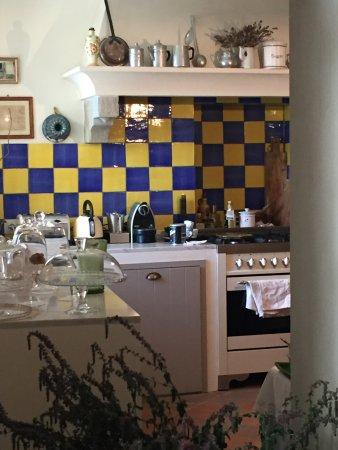 Говоне, Италия: Kitchen.