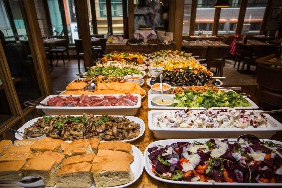 Fabulous Lunch Buffet Picture Of Bistecca Italian Steak House Hong Beutiful Home Inspiration Semekurdistantinfo