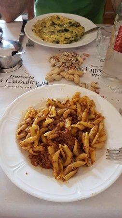 Trattoria La Casalinga: pranzo