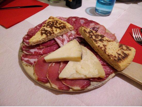 Osteria Mangiafuoco: Tagliere