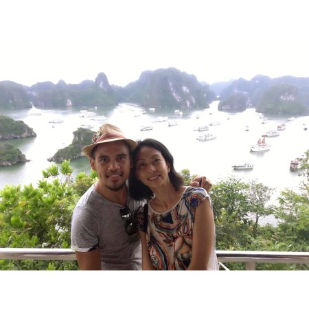 Tuan Chau Island, Vietnam: Halong bay