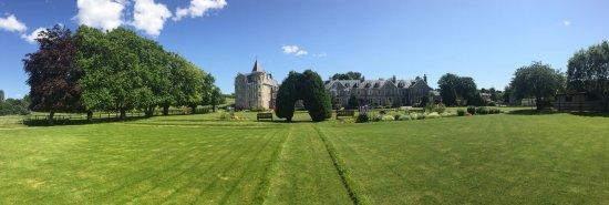 Nethy Bridge, UK: Beautiful Hotel Garden